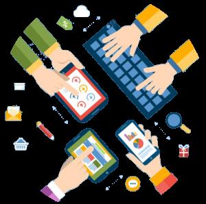 criação de sites mobile